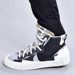 Nike Blazer Mid Sacai High tips